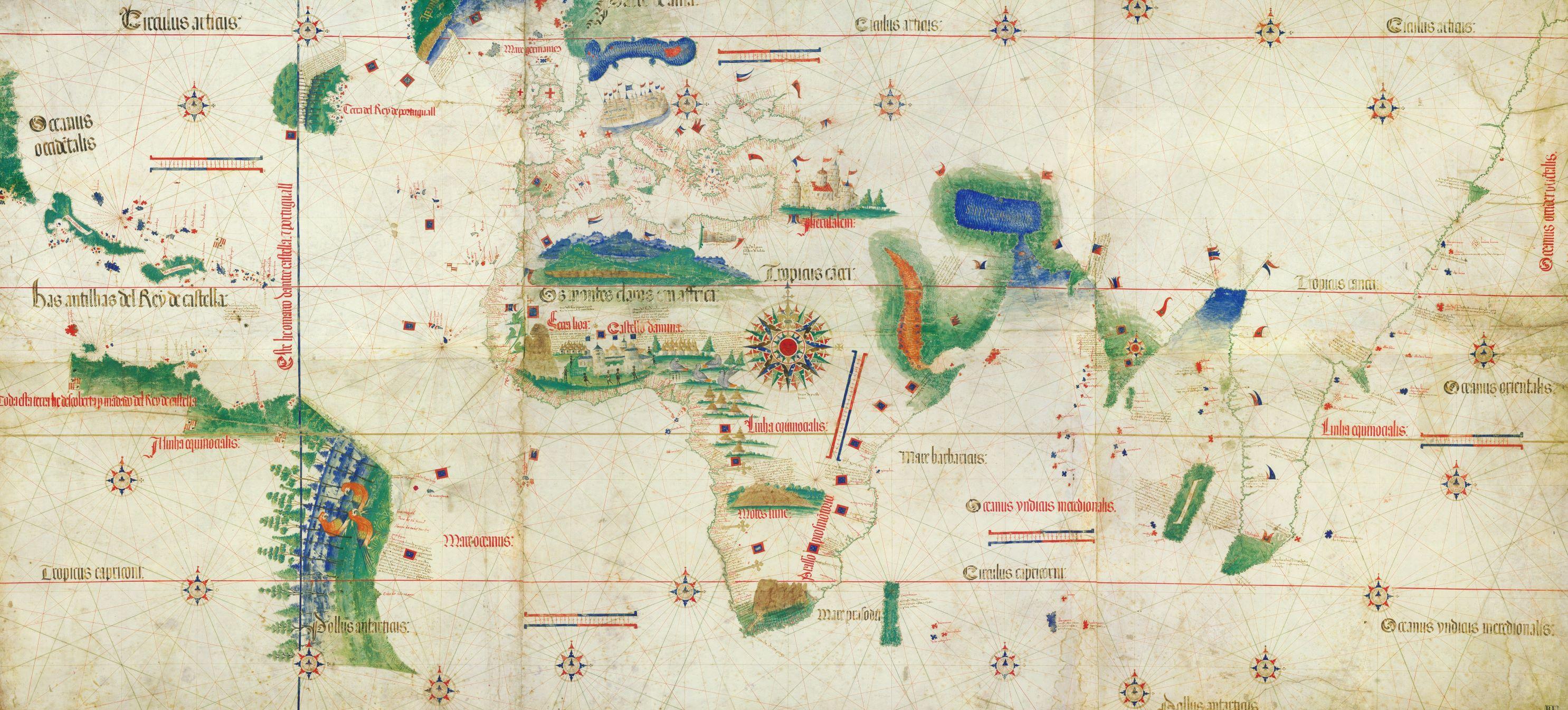 Atlantic Italies