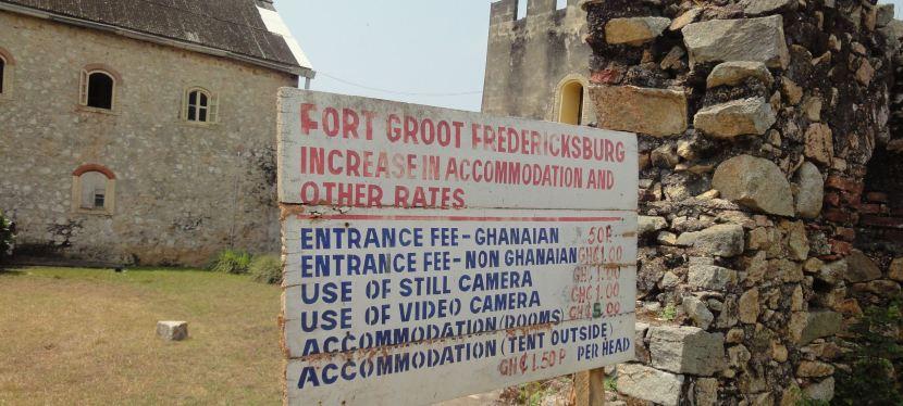 """Lecture: """"Grossfriedrichsburg 1884 – Deutschland entdeckt seine afrikanische Vergangenheit"""""""