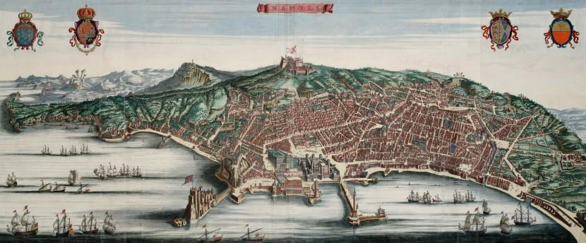 """Lecture: """"Entre la péninsule italienne et le monde atlantique: pour une approche trans-impériale au commerce maritime à l'époquemoderne"""""""