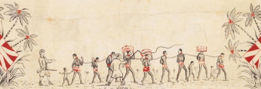 """Lecture: """"L'implication allemande dans la traite négrière. Histoire etmémoires"""""""