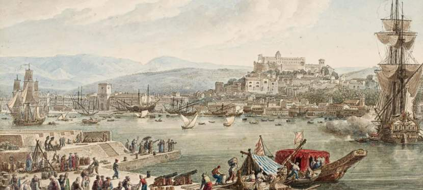 A Global History of 18th-Century Trieste: Materials, Methodology,Scales
